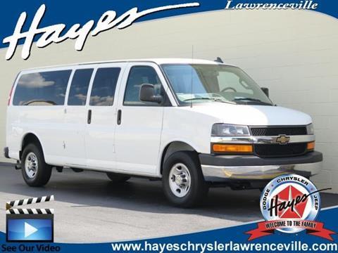 2016 Chevrolet Express Passenger for sale in Lawrenceville, GA