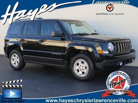 2016 Jeep Patriot for sale in Lawrenceville, GA
