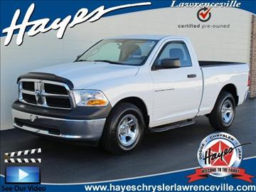 2012 RAM Ram Pickup 1500 for sale in Lawrenceville, GA