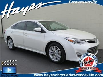 2013 Toyota Avalon for sale in Lawrenceville, GA