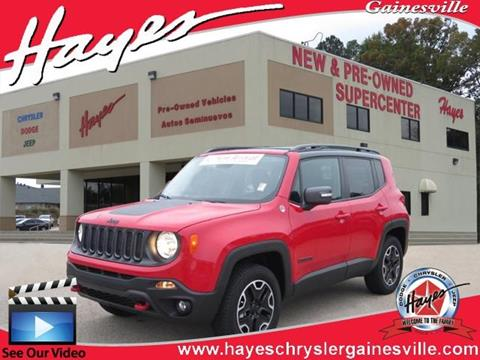 2015 Jeep Renegade for sale in Gainesville, GA