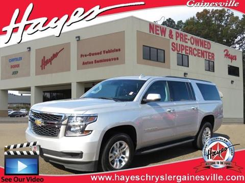 2016 Chevrolet Suburban for sale in Gainesville, GA
