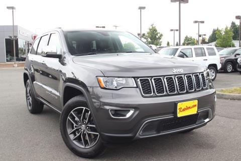 2017 Jeep Grand Cherokee for sale in Kirkland, WA