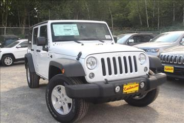 2017 Jeep Wrangler Unlimited for sale in Kirkland, WA