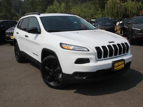 2017 Jeep Cherokee for sale in Kirkland, WA