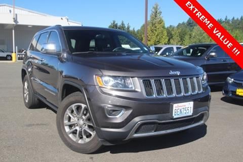 2015 Jeep Grand Cherokee for sale in Kirkland, WA