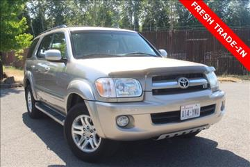 2006 Toyota Sequoia for sale in Kirkland, WA