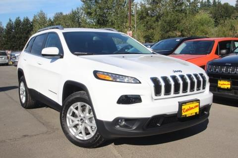 2018 Jeep Cherokee for sale in Kirkland, WA