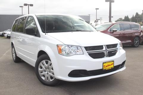 2017 Dodge Grand Caravan for sale in Kirkland, WA