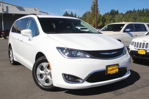 2017 Chrysler Pacifica Hybrid for sale in Kirkland, WA