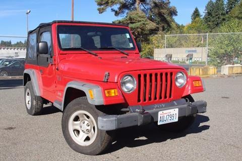 2005 Jeep Wrangler for sale in Kirkland, WA