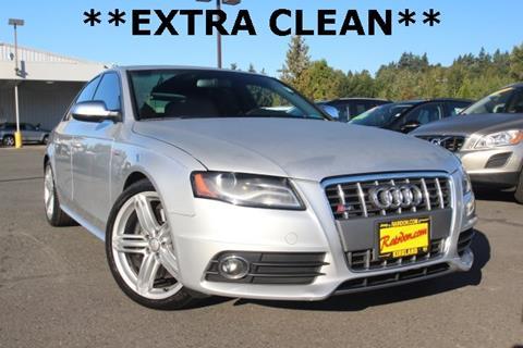 2012 Audi S4 for sale in Kirkland, WA