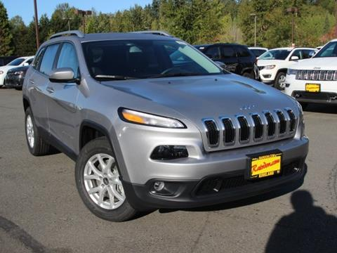 2018 Jeep Cherokee for sale in Kirkland, WA