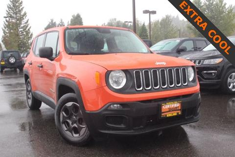 2015 Jeep Renegade for sale in Kirkland, WA