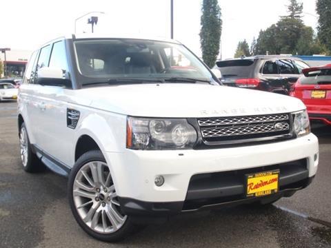 2013 Land Rover Range Rover Sport for sale in Kirkland, WA