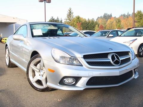 2011 Mercedes-Benz SL-Class for sale in Kirkland, WA