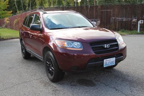 2009 Hyundai Santa Fe for sale in Kirkland, WA