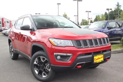 2017 Jeep Compass for sale in Kirkland, WA
