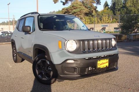 2017 Jeep Renegade for sale in Kirkland, WA