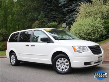 2008 Chrysler Town and Country for sale in Kirkland, WA