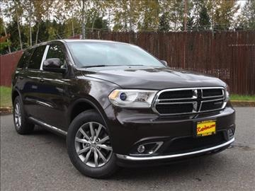 2017 Dodge Durango for sale in Kirkland, WA