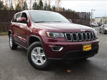 2017 Jeep Grand Cherokee for sale in Kirkland, WA