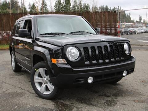 2017 Jeep Patriot for sale in Kirkland, WA