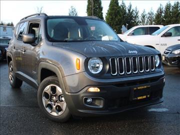 2016 Jeep Renegade for sale in Kirkland, WA