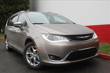2017 Chrysler Pacifica for sale in Kirkland, WA