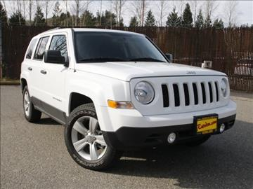 2017 Jeep Patriot for sale in Kirkland, WA