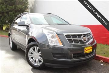 2012 Cadillac SRX for sale in Kirkland, WA