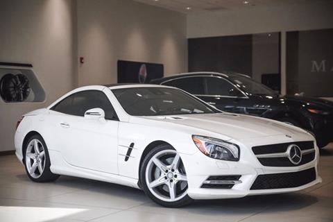 2013 Mercedes-Benz SL-Class for sale in Kirkland, WA