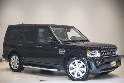 2016 Land Rover LR4 for sale in Kirkland, WA