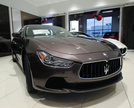 2017 Maserati Ghibli for sale in Kirkland, WA