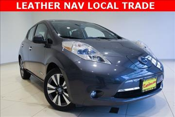 2013 Nissan LEAF for sale in Kirkland, WA