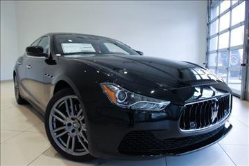 2017 Maserati Ghibli for sale in Kirkland, WA
