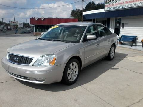 2006 Ford Five Hundred : elm ford used cars - markmcfarlin.com