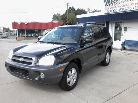2005 Hyundai Santa Fe for sale in Graham, NC