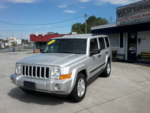 2006 Jeep Commander for sale in Graham, NC