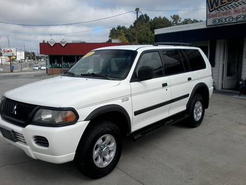 2002 Mitsubishi Montero Sport for sale in Graham, NC