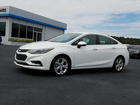 2018 Chevrolet Cruze for sale in La Fayette, GA