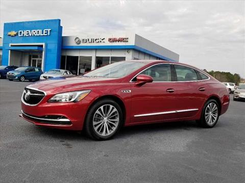 2018 Buick LaCrosse for sale in La Fayette, GA