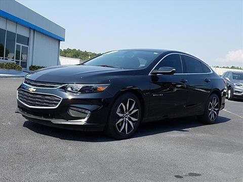 2018 Chevrolet Malibu for sale in La Fayette, GA