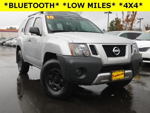 2015 Nissan Xterra for sale in Auburn, WA