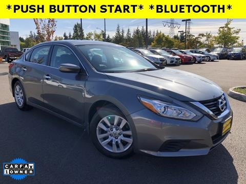 2017 Nissan Altima for sale in Auburn, WA