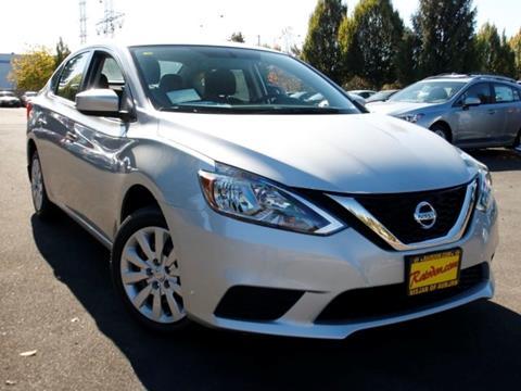 2017 Nissan Sentra for sale in Auburn, WA