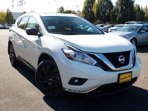 2017 Nissan Murano for sale in Auburn, WA