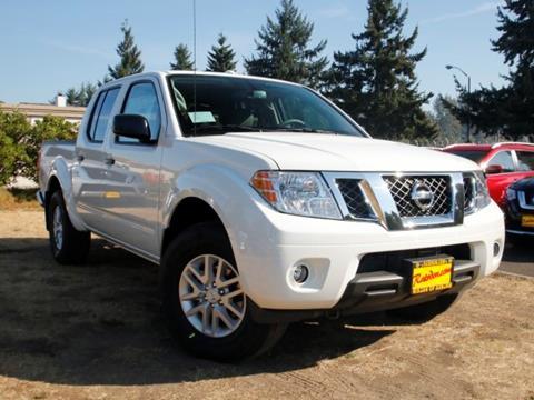 2017 Nissan Frontier for sale in Auburn, WA