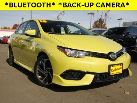 2016 Scion iM for sale in Auburn, WA