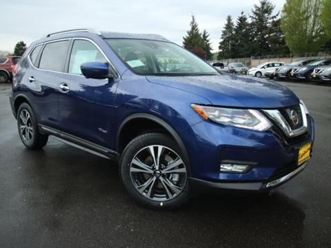 2017 Nissan Rogue Hybrid for sale in Auburn, WA